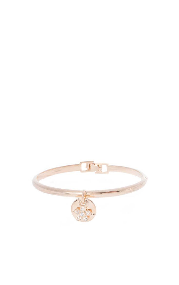 Armband Coin Flower GOLD - Marc Jacobs - Designers - Raglady