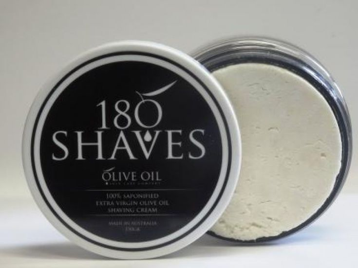 Olive Oil Shaving Soap