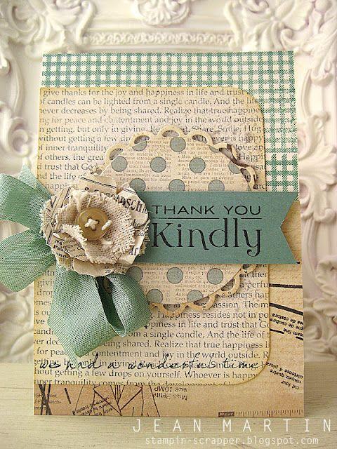 Really cute card ideas on this blog <3