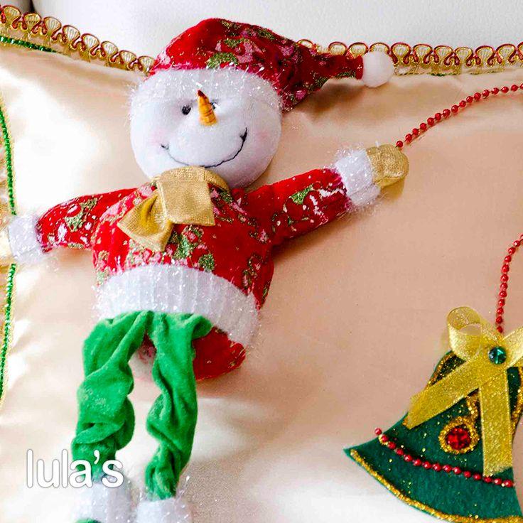 Si por fin se despertó el espíritu de la navidad, ven a #Lulas que tenemos la decoración más linda para esta época del año. #Tips #Decoración