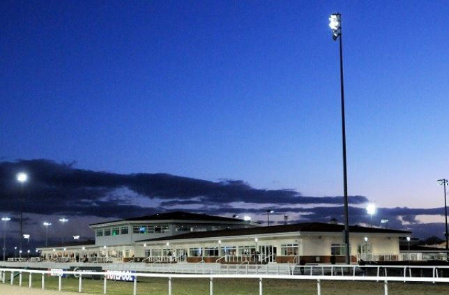 Chelmsford City racecourse.