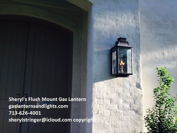Award Winning Flush Mount Gas Lights By Sheryl Stringer Can Be Found On  Homes Across The USA U0026 Canada As Well As Restaurants, Hotels U0026 Resorts.