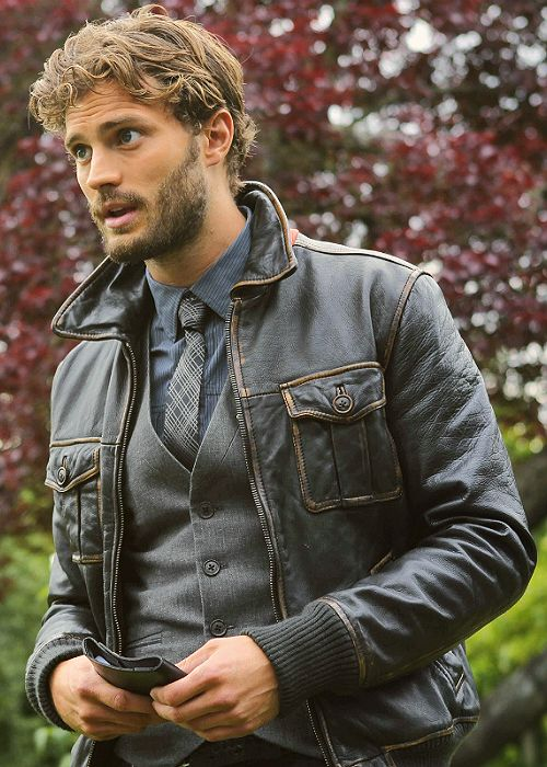 Jamie Dornan's Sheriff Graham, this is also Going to be Grey btw. You know who I'm talking about.