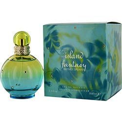 ISLAND FANTASY BRITNEY SPEARS Perfume by Britney Spears