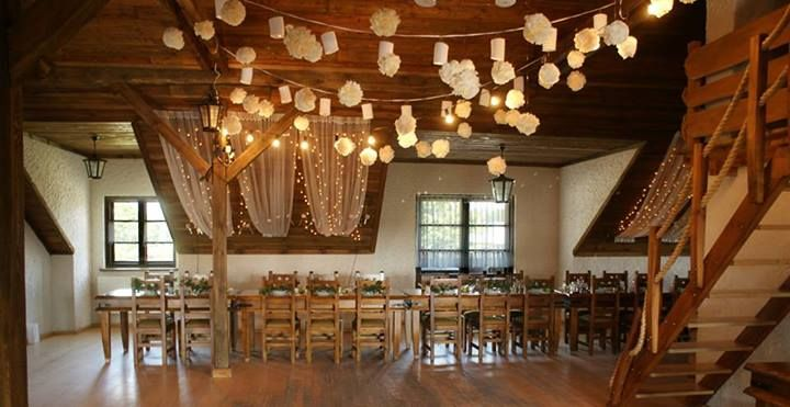 Wedding decoration  www.littlewood.pl  https://www.facebook.com/restauracjauroczysko