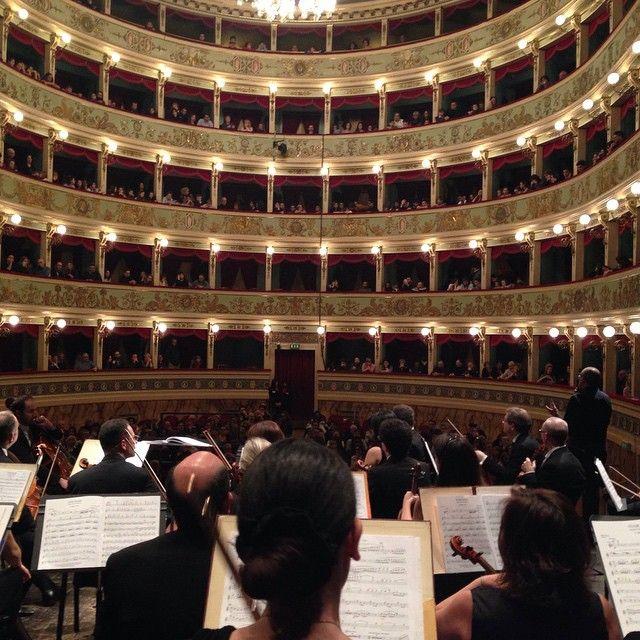 Teatro Ventidio Basso nel Ascoli Piceno, Marche
