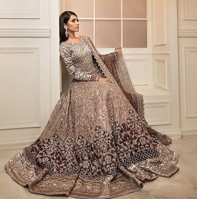 Pakistani high fashion.. Royal wedding collection