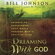 Bill Johnson's book set me free to dream bigger and to let God dream through me without being afraid of settling merely for  American dream