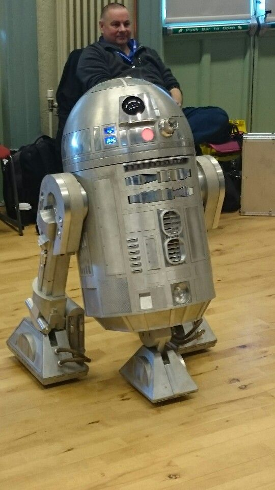 R2d2 builders club at sci fi scarborough