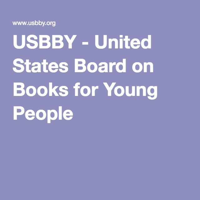 USBBY - United States Board on Books for Young People