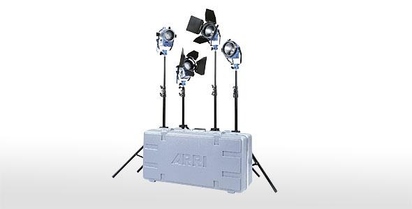 ARRI Lighting Combo Kit