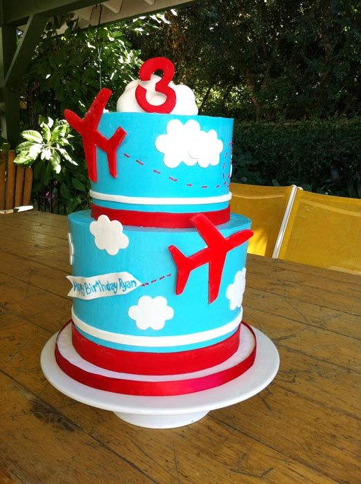 25+ best ideas about Airplane Cakes on Pinterest ...