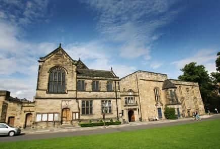 The Treasures of Durham University: Palace Green Library