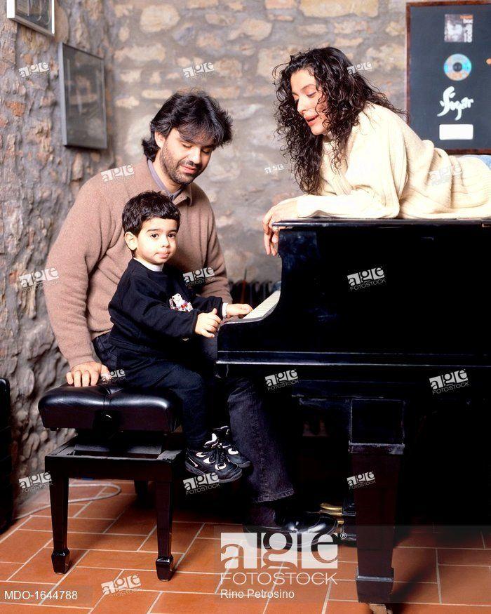 Andrea Bocelli | Vita privata: moglie, figli, età e