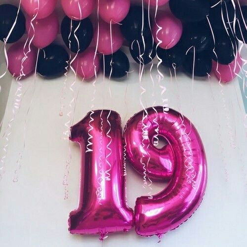 I am officially 19 years old :D                                                                                                                                                                                 More