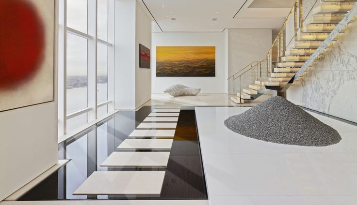 The Penthouse by ODA Architecture - Manhattan