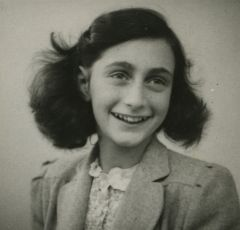 Anne Frank SiteAges: 11-18 Grades 6-12, parental super. paints a picture of a Jewish girl who went into hiding with her family during World War II to escape the Nazis.  Anne Frank received her diary for her 13th birthday and began chronicling her life, thoughts, and dreams.