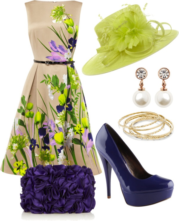 """""""Derby Outfit!"""" by brittp-04 on Polyvore"""