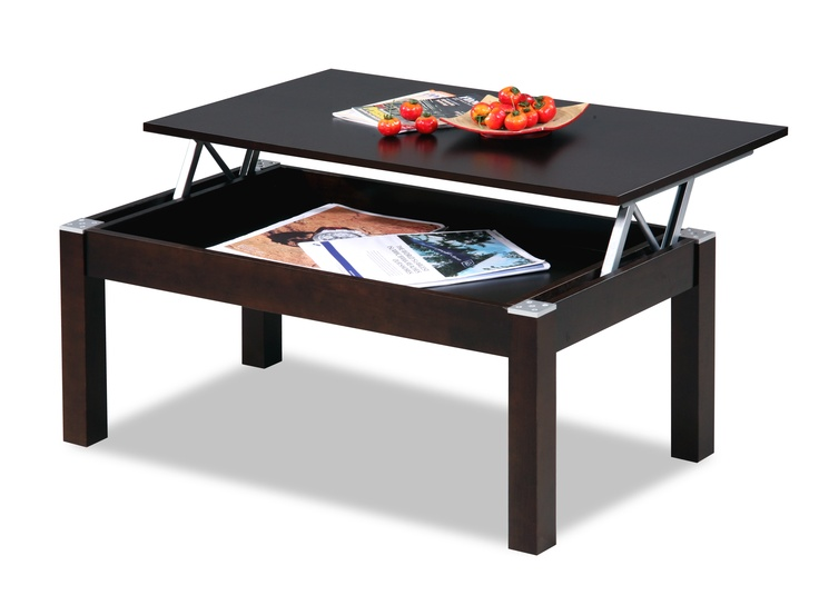 Cota 18 Lift Top Coffee Table Spec With