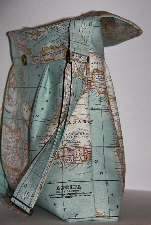 265 best other map products images on pinterest cool things world map diaper bag gumiabroncs Images