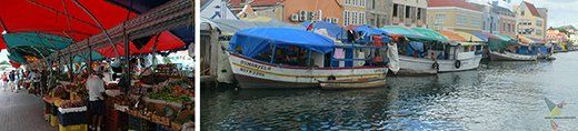 Willemstad Curacao - A UNESCO Worldheritage Site