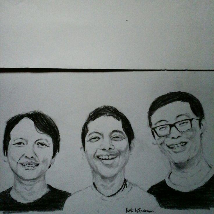 drawing efek rumah kaca indie indonesia #desember #pasarbisadiciptakan