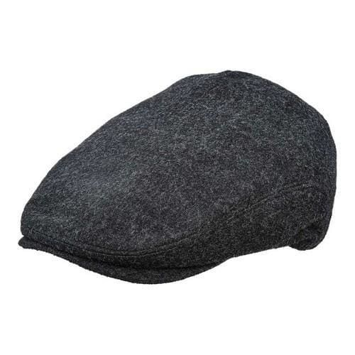Men's Stetson STW255 Blend Heather Flat Cap