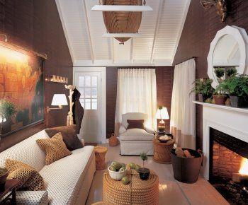 So cozy    Nantucket Decor