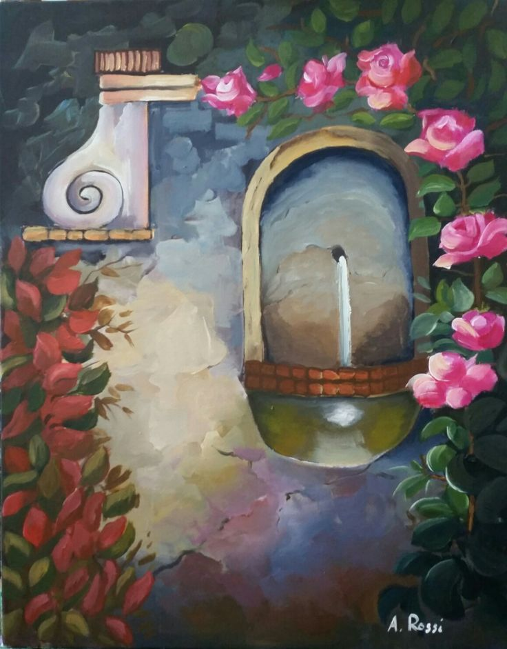 Vecchia fontana