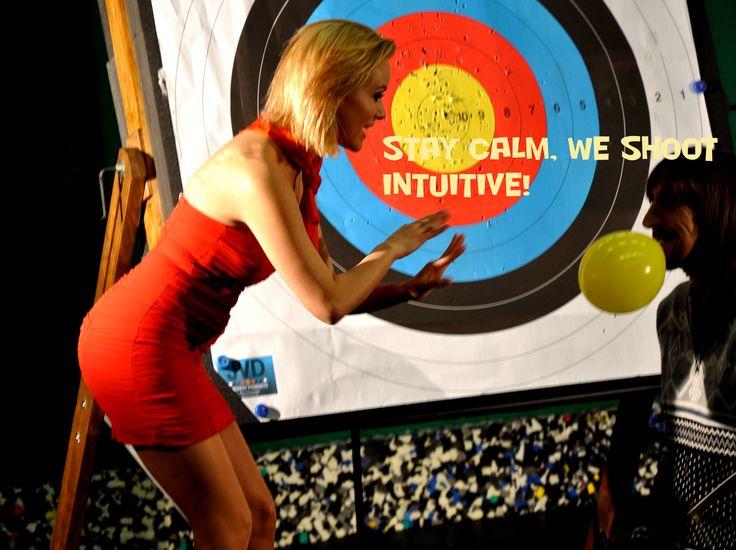 Intuitives Bogenschießen? Bullshit!