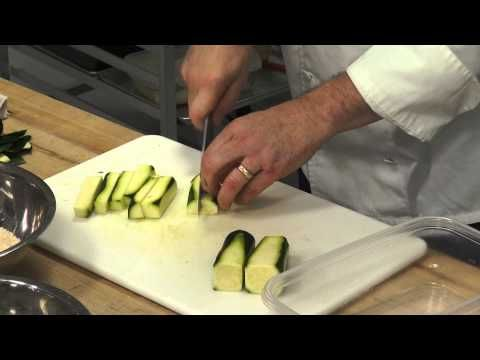 How to Cook Fried Zucchini Video http://learntocook.com/zucchini/how-to-cook-fried-zucchini/ More videos @ learntocook.com