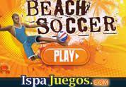 Futbol Playa: En la playa tienes que competir para obtener la copa con el balón en el fútbol playa, trata de mover bien la pelota y meter los goles y realizando buenos pases, es un excelente juego de deportes http://www.ispajuegos.com/jugar6287-Futbol-Playa.html