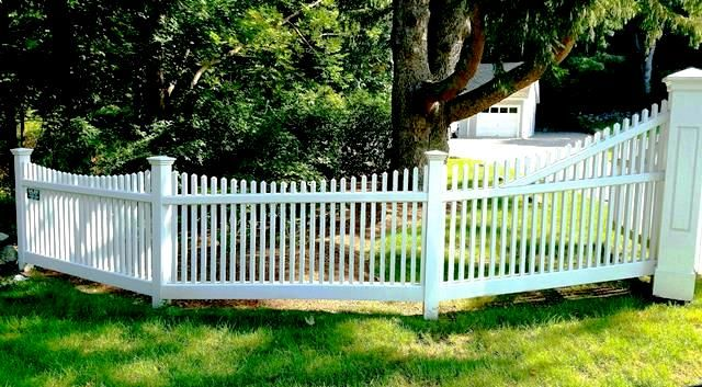 629 Best Images About Wood Fence On Pinterest