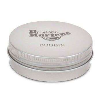 50ml  Neutral Dubbin A natural wax formula which softens and preserves greasy, oily, and waxy leathers. Dubbin adds a water-resistant coating to leather. It is ideal for  rejuvenating footwear exposed to active outdoor wear.  http://www.marshallshoes.co.uk/accessories-c46/dr-martens-dubbin-neutral-50ml-ac027001-p3870