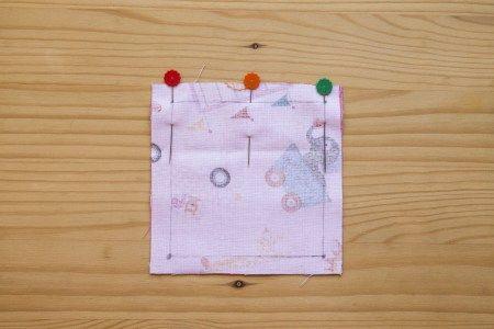Tutorial de patchwork paso a paso;Aprende ha coser a mano tus bloques de patchwork