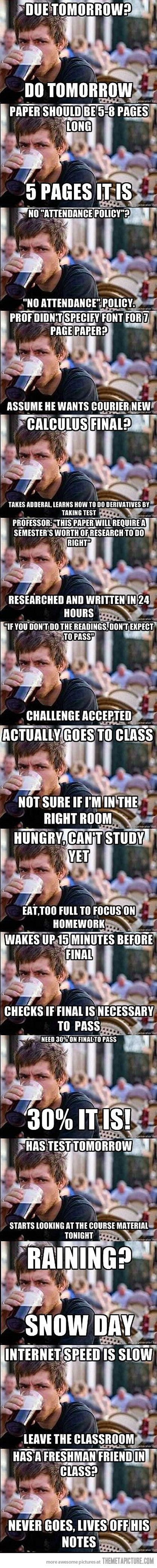 Twue: Colleges Life, Lazy Colleges, College Students, Senior Years, College Life, Even, Colleges Student, Colleges Senior, High Schools