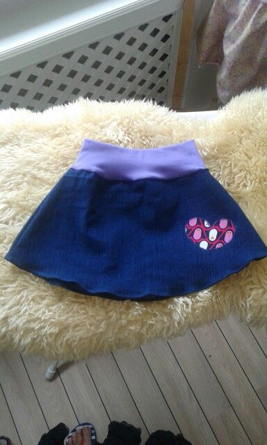 Little skirt  Size 80/86. Denim Price = 150 kr ( on sale )