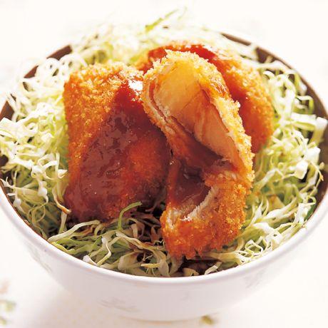 ソースカツ丼 | 植松良枝さんのとんカツの料理レシピ | プロの簡単料理レシピはレタスクラブネット