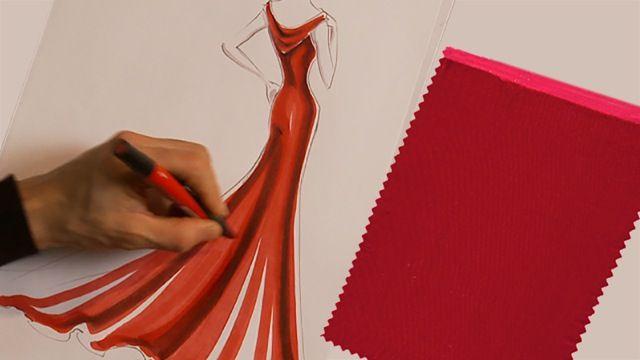 Rendering Velvet   http://www.universityoffashion.com/lessons/rendering-velvet/