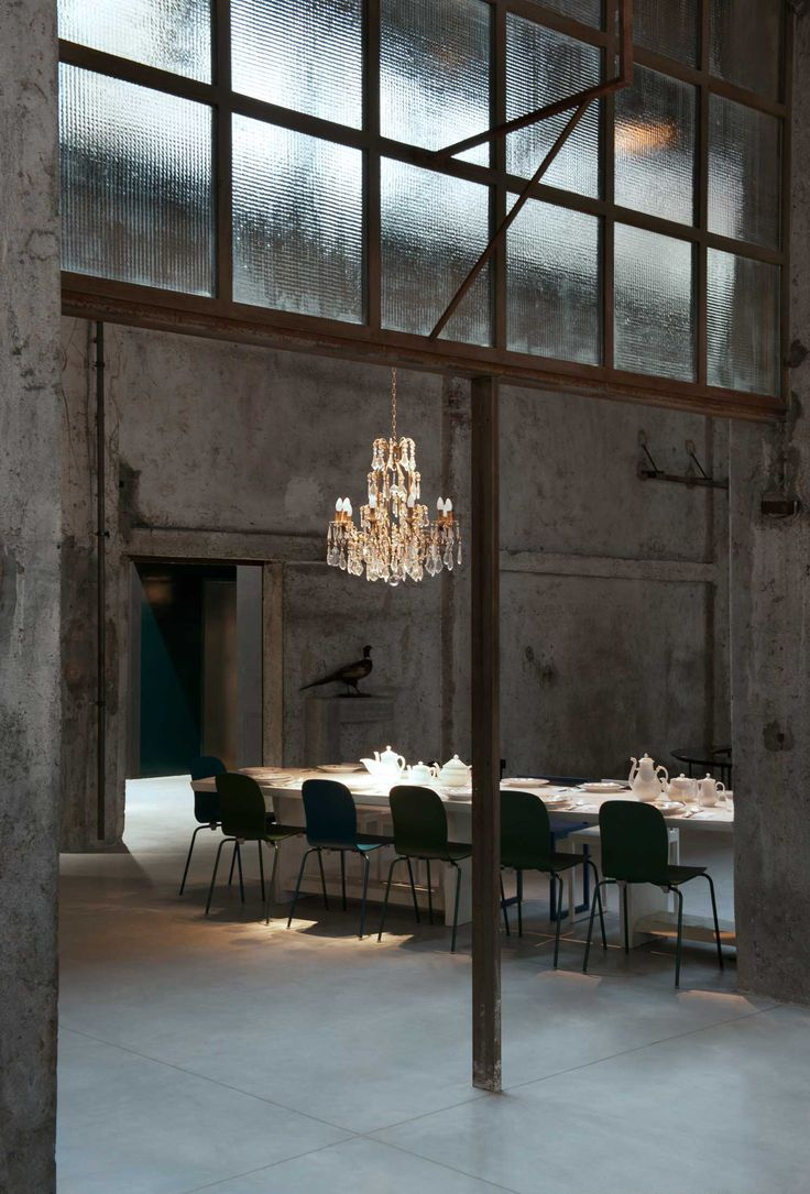Carlo e Camilla in Segheria Restaurant in Milan | http://www.yellowtrace.com.au/carlo-e-camilla-in-segheria-milano/