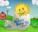 Both boys, from almost day one, have loved the Sunny Side Up Show on Sprout. We don't watch a lot of tv, but in the mornings, this is a welcome distraction, but also full of good content for their little brains. Chica will be your favorite lady-friend....next to your lovely wife, of course.