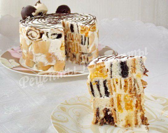"Торта ""Лабиринт"""