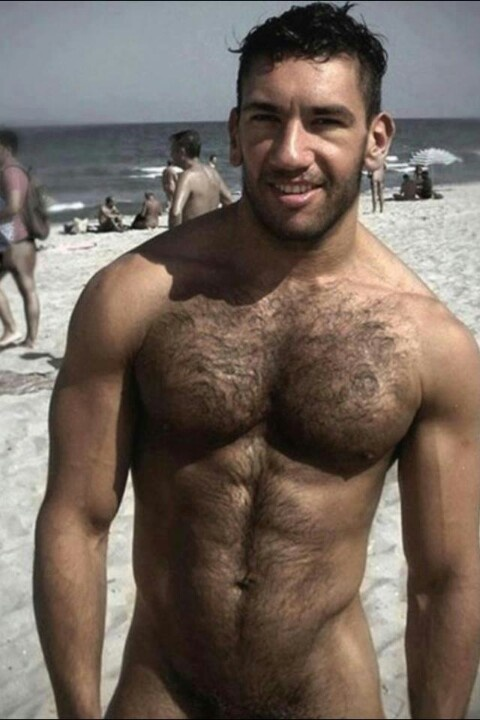 Hot Hairy Men Pic