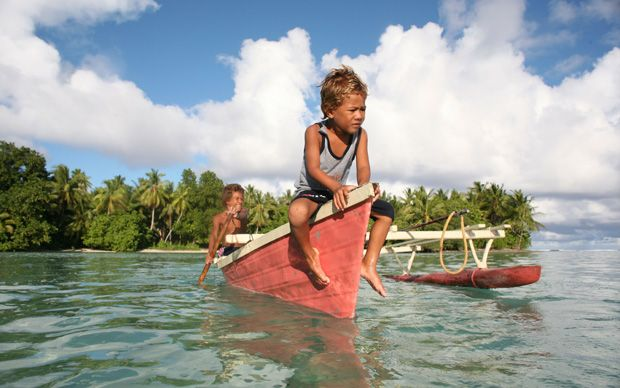The tiny Pacific island nation of Tuvalu – in danger of sinking into the sea –   has declared a state of emergency.