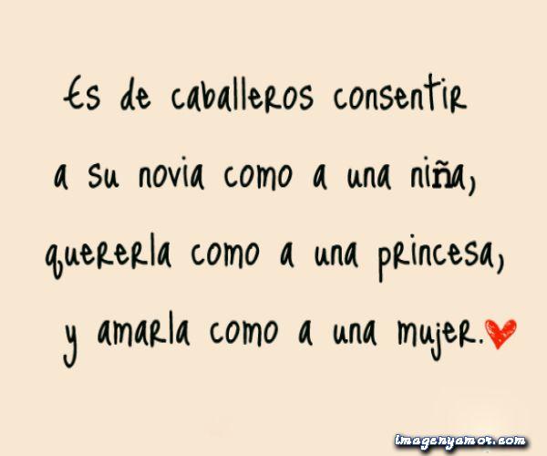Frases De Amor Cortas Y Bonitas Que Te Conquistarán: Frases-para-mi-novio- (2).png (600×500)