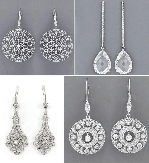 Vintage Bridal JewelryBrides Jewelry, Vintage Earrings, Vintage Bridal, Chandeliers Earrings, Chand Earrings, Bridal Jewelry, Beads Jewelry, Bridal Earrings, Vintage Jewelry