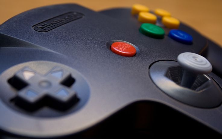 I finally got to play #Nintendo64 on my #iPhone, and it is awesome #gaming