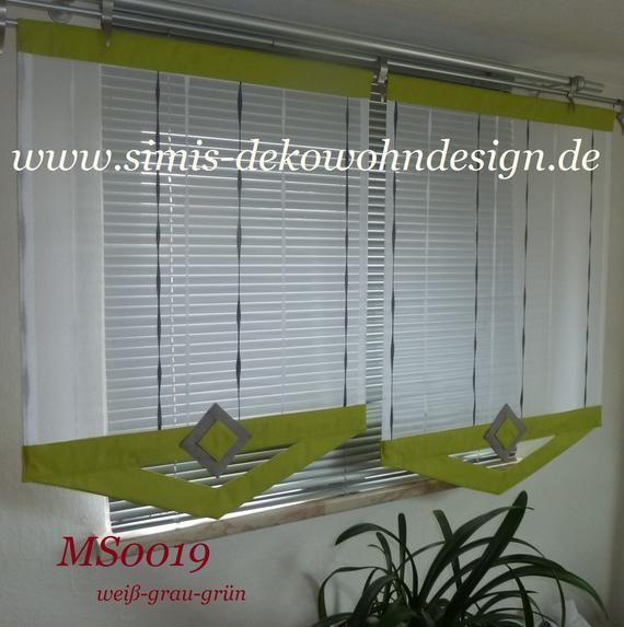 Gardinen Modern Scheibengardine Ms0019 Fur Kundin Reserviert Curtains Modern Window Design Curtain Patterns