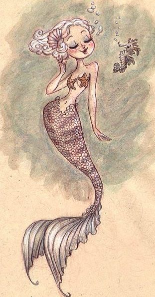 Mermaid sass