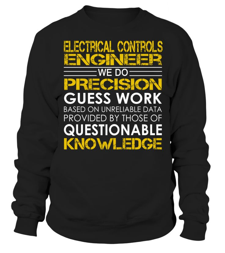 Electrical Controls Engineer - We Do Precision Guess Work